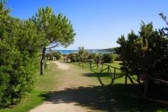 I Giardini di Cala Brandinchi entrata